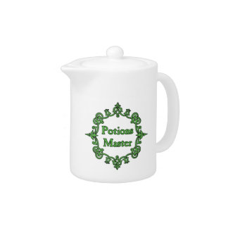 Potions Master - Teapot