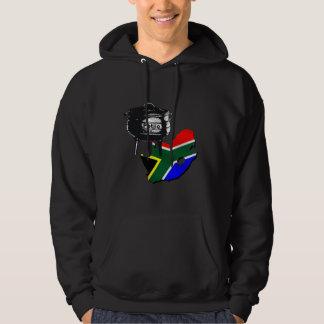 Potjiekos lovers South African flag gifts Hoodie