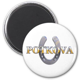 POTKOVA - magnet