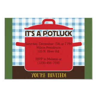 Potluck Invitations & Announcements   Zazzle