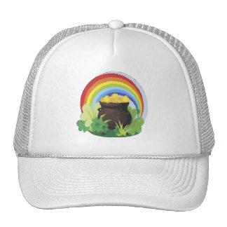 potofgold.rainbow gorros bordados