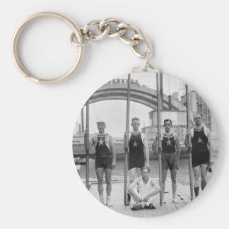 Potomac Boat Club Crew, 1921 Keychain