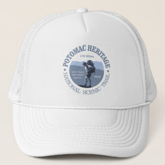 Potomac Heritage Trail Trucker Hat
