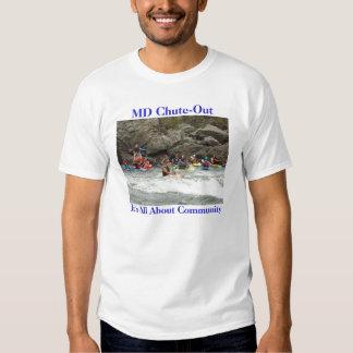 Potomac Paddlers - The Community Shirt
