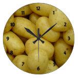 Pototoes Clock