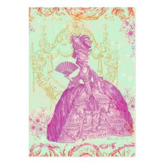 Potpourri de Marie Antoinette Custom Business Card