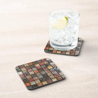 Potpourri Tiles Drink Coaster