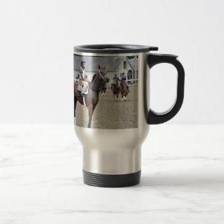 Potra de Todd Pletcher Tazas De Café