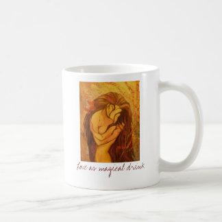 potrait of love, Love as magical drink Coffee Mug