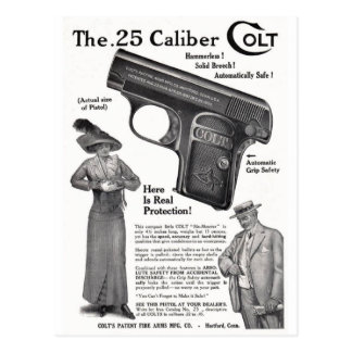 Potro 1912 postal