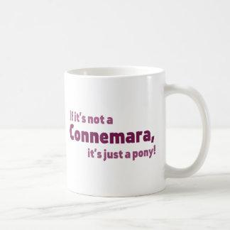 Potro de Connemara Tazas