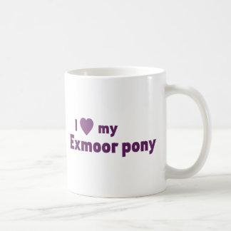 Potro de Exmoor Taza