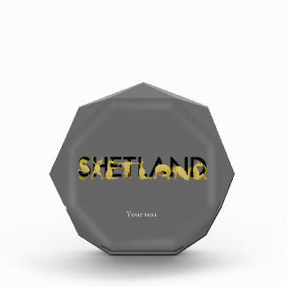 Potro de Shetland del dibujo animado