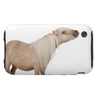 Potro de Shetland del Palomino - caballus del Funda Though Para iPhone 3