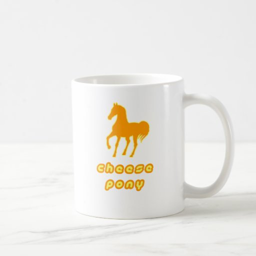 potro del queso taza de café
