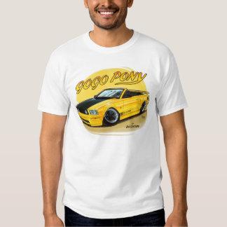 Potro GoGo - camiseta Camisas