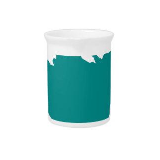 Potro montado de los juegos jarra para bebida