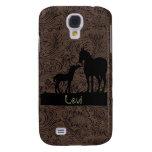 Potro occidental 3G/3GS de la yegua de los caballo