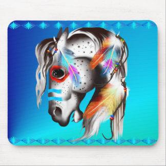 Potro pintado Mousepad Alfombrillas De Raton