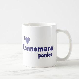 Potros de Connemara Taza De Café