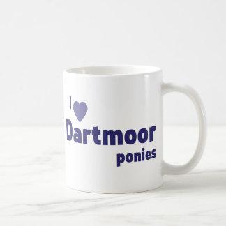 Potros de Dartmoor Tazas