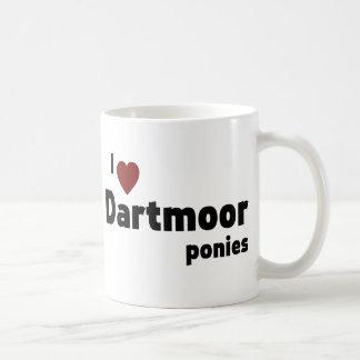 Potros de Dartmoor Taza