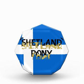 Potros flexibles - Shetland