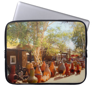 Pots and Ladders, Tubac, Arizona Laptop Sleeve