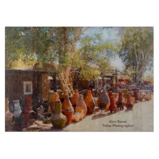 Pots and Ladders, Tubac Cutting Board
