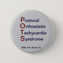 POTS Awareness Button