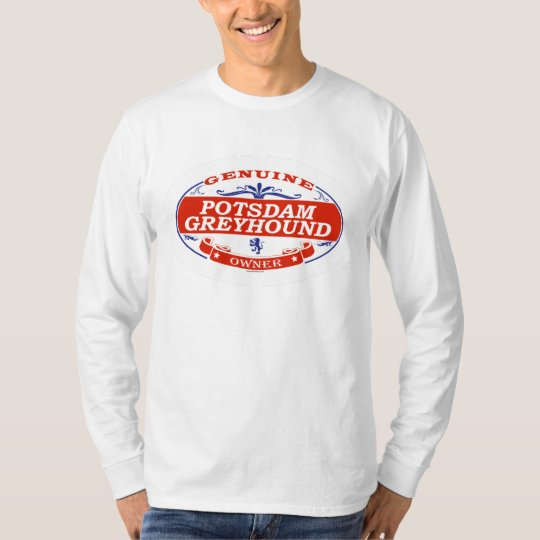 Potsdam Greyhound  T-Shirt