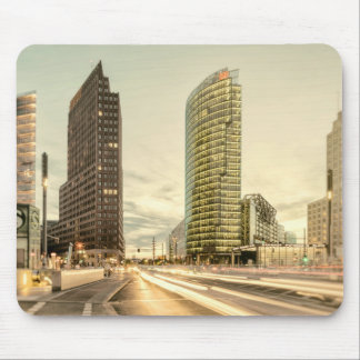 Potsdamer Platz in Berlin, Germany Mouse Pad