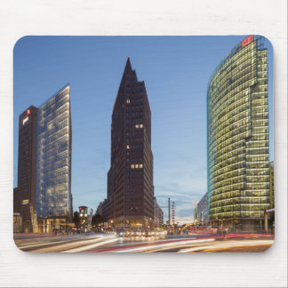 Potsdamer Platz in Berlin Mouse Pad