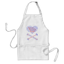 POTSIE Love Adult Apron