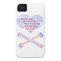 POTSIE Love Case-Mate iPhone 4 Case
