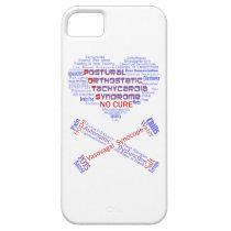 POTSIE Love iPhone SE/5/5s Case
