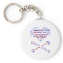 POTSIE Love Keychain
