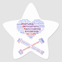 POTSIE Love Star Sticker