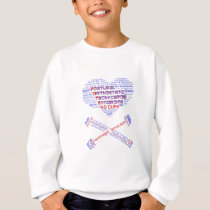 POTSIE Love Sweatshirt