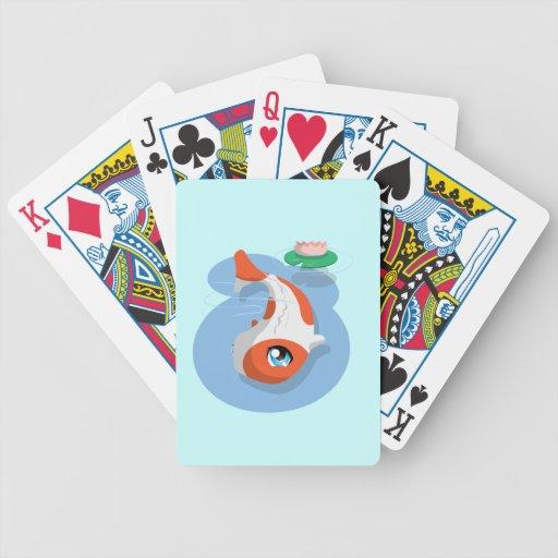 PotsuPotsu Bicycle Playing Cards