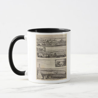 Pottawatomie County Farm, Junction City, Kansas Mug