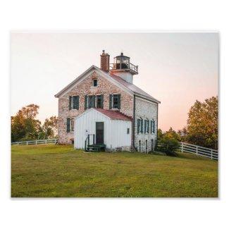 Pottawatomie Lighthouse Print