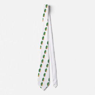 Potted Cactus Tie