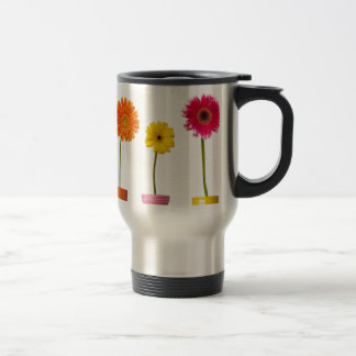Potted flowers mug
