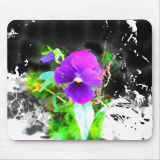 POTTED GLORY MOUSE PAD
