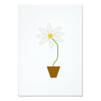 Potted Plant Card