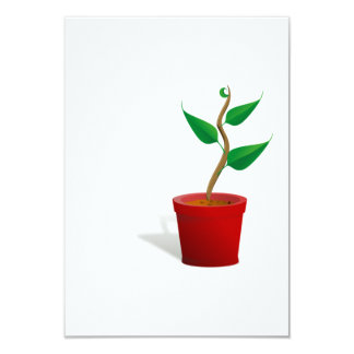 Potted Plant Invites