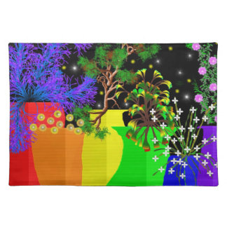 Potted Plants Placemat