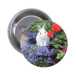 Potted rabbiit pin