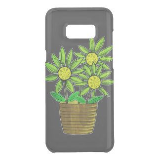 Potted Sunflowers Uncommon Samsung Galaxy S8+ Case